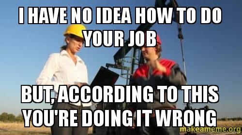 No Job Meme I have no idea how to ...