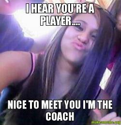 player nice to meet you i the coachman