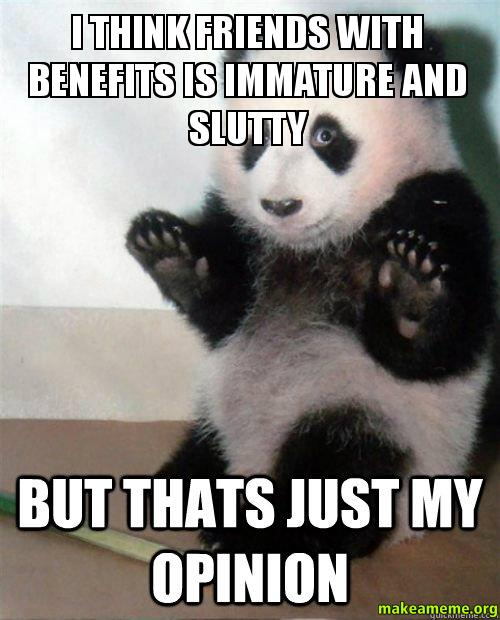 Funny Memes About Friends With Benefits : Friends with benefits meme memes