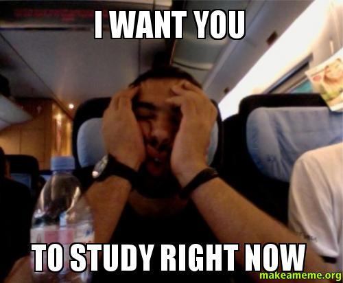 Study, Study, Study. - YouTube
