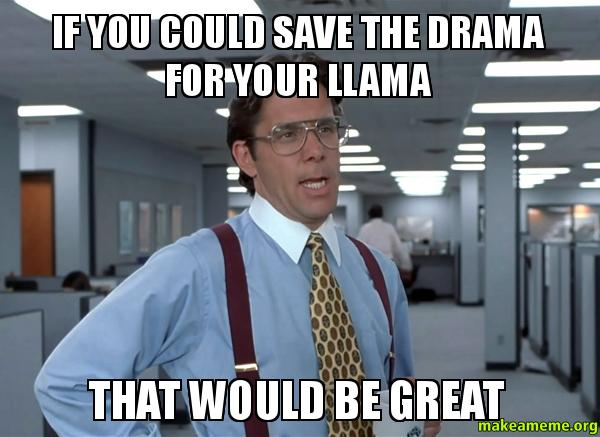 If you could save the ...