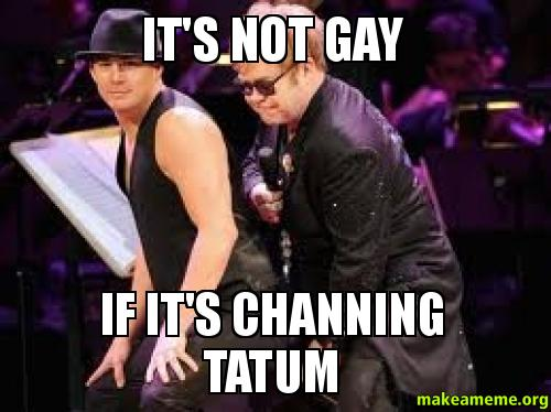 Channing Tatum Bisexual, Gay or Straight? - Gay Pop