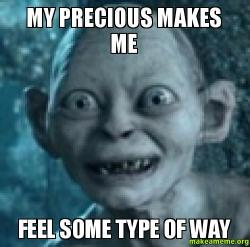 My Precious Makes