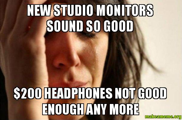 First World Problems meme