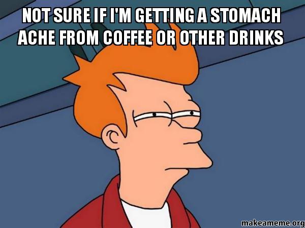 Fry Drinks Coffee