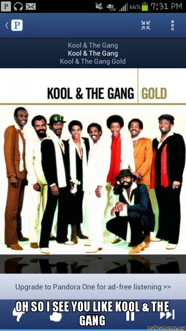 Kool & The Gang* Kool And The Gang - Best Of...Kool And The Gang