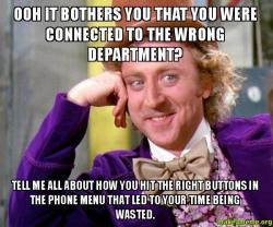Call Center Meme