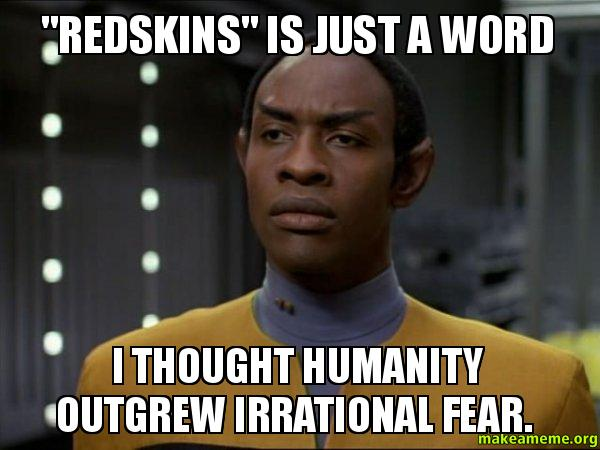 Skeptical Vulcan meme