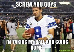 Image result for take my ball and go home meme