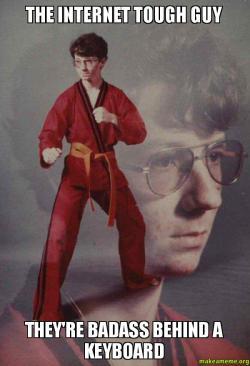 Karate Kyle meme