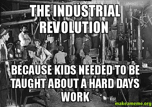 is the industrial revolution a success What were the causes and effects of the industrial revolution of england  consider the following causes: economic, social, political, natural resources, and .