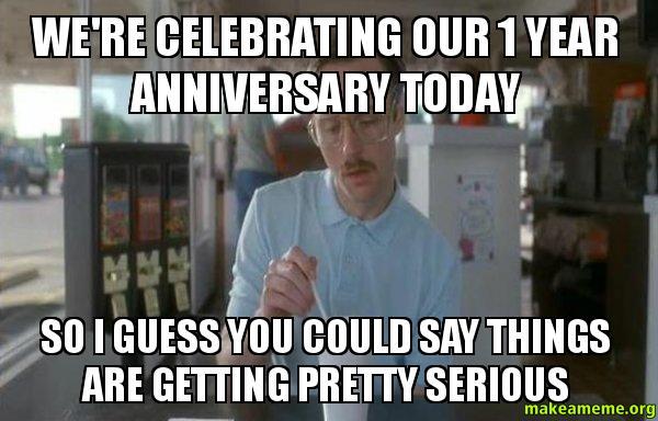 anniversary meme