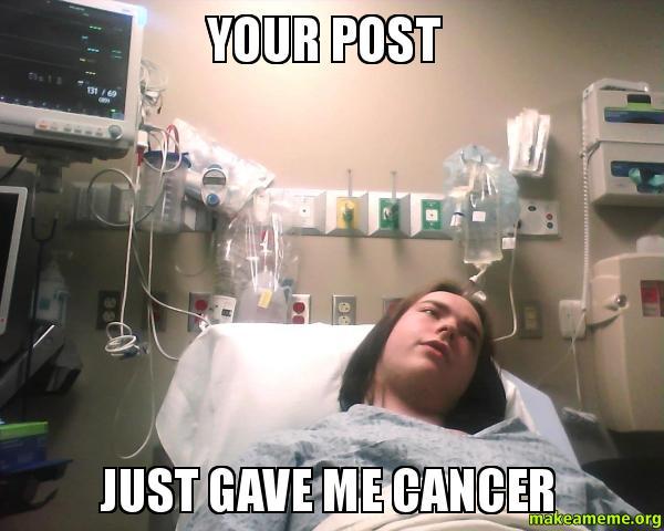 how to avoid cancer reddit
