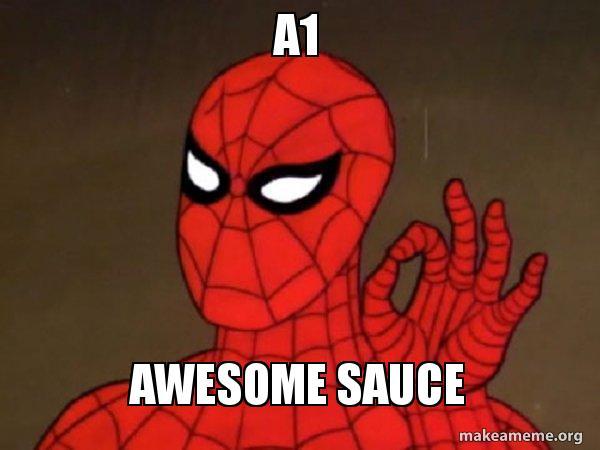 Spiderman - Care factor Zero meme