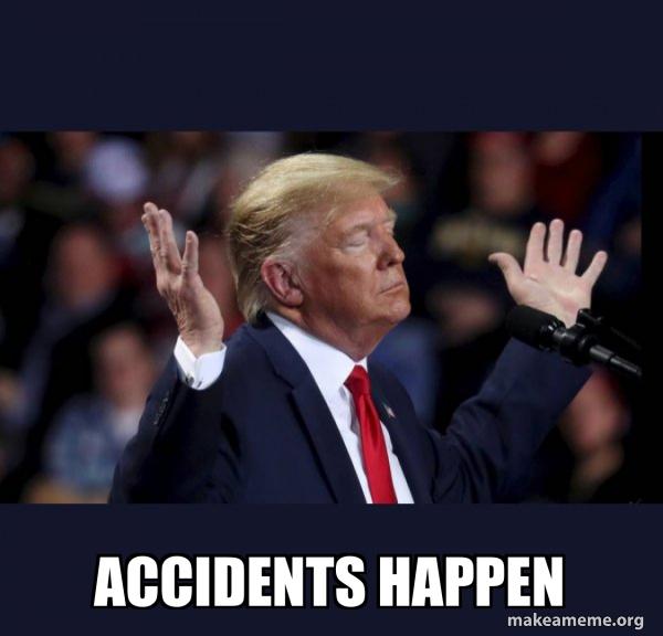Trump Impeached meme
