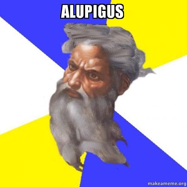 Alupigus