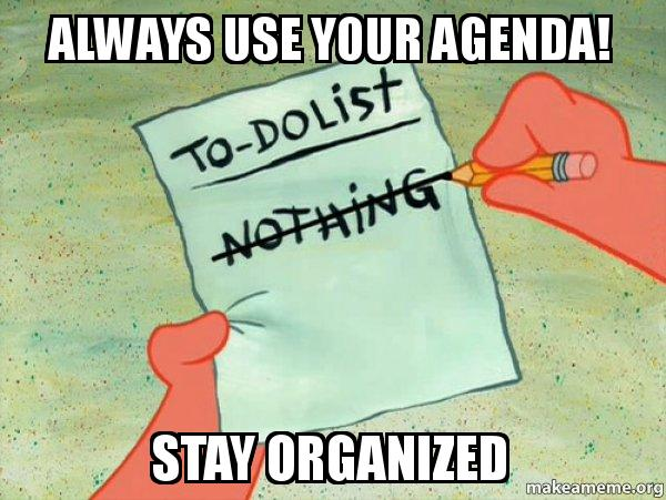 TO-DO List meme
