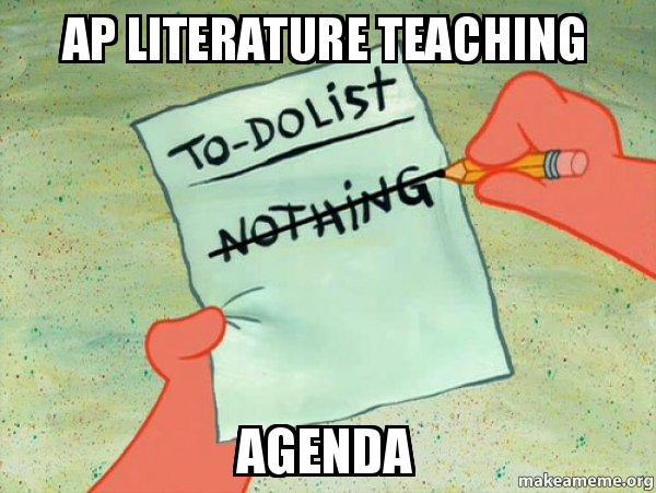 TO-DO List meme