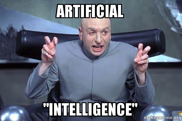 Image result for Artificial intelligence memes
