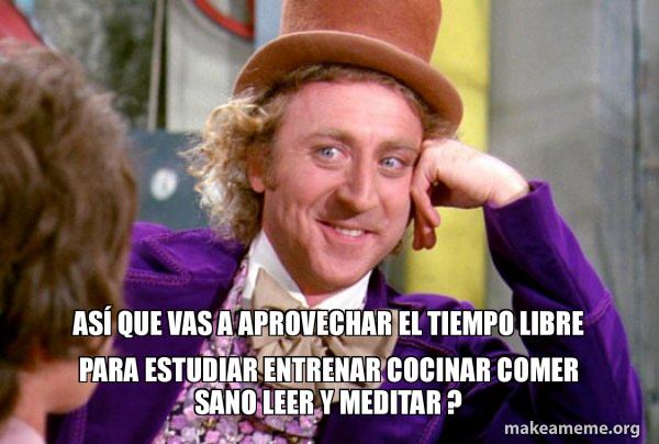 Condescending Wonka meme
