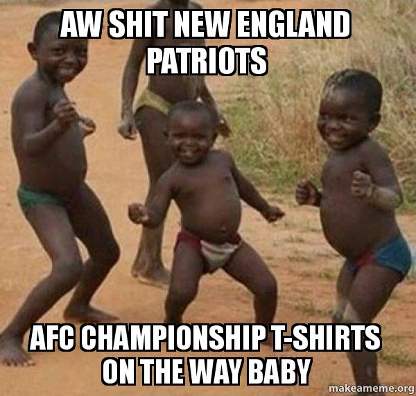 aw shit new aw shit new england patriots afc championship t shirts on the way