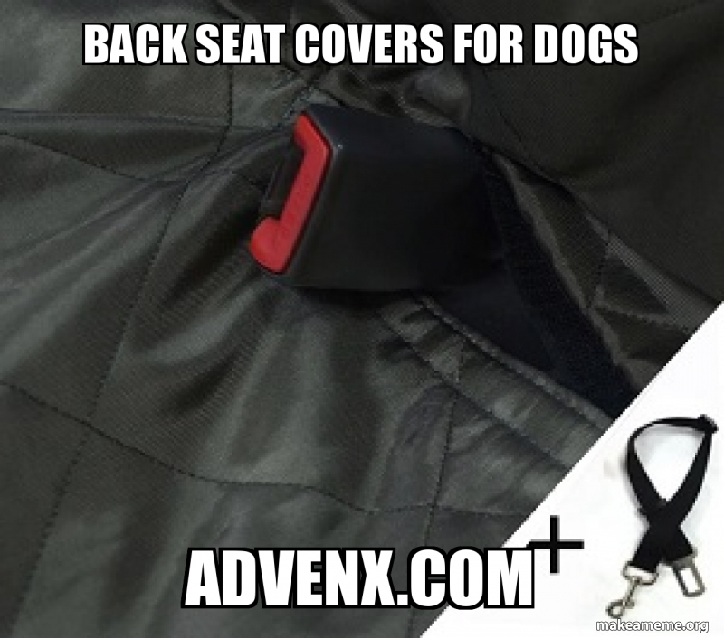 Back Seat Covers For Dogs Advenx Com Tired Of Cleaning Your Car Seats Again And Again Due To The Dog Well Not Anymore Get Back Seat Covers For Dogs To Ensure Quality