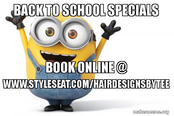 School Specials