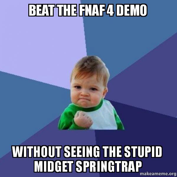 midget Beat the