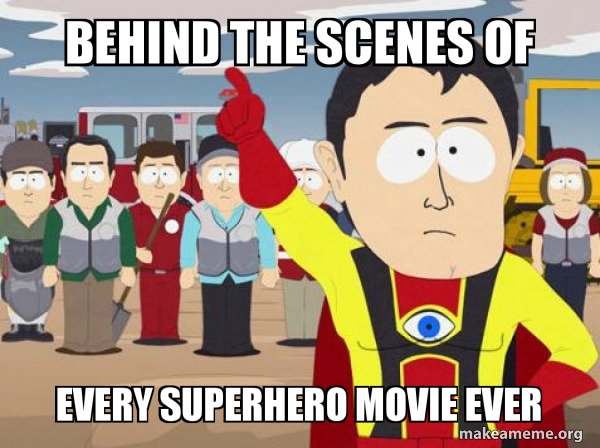 Captain Hindsight meme