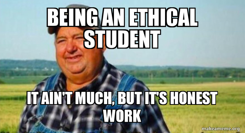It Aint Much But Its Honest Work Meme Generator