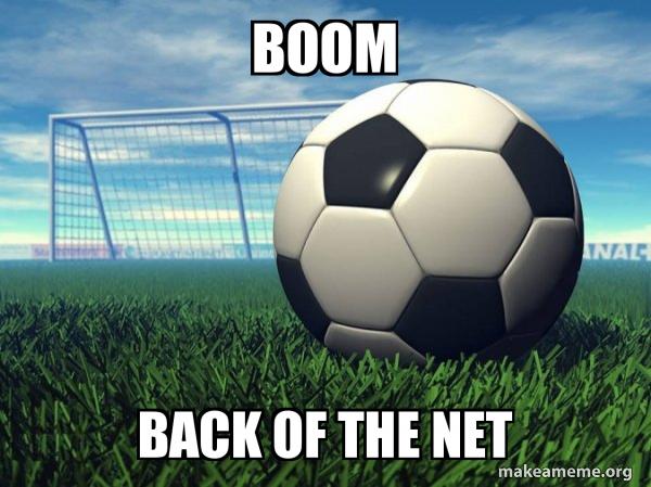 Football (Soccer) life meme
