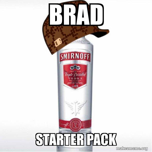 Scumbag Alcohol meme
