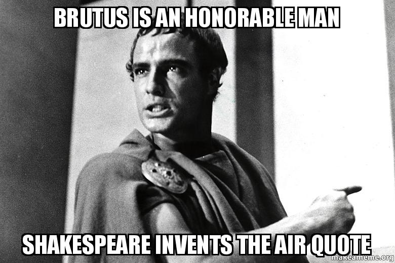 brutus a tragically misunderstood hero essay Julius caesar essay sadly and tragically, what brutus did was not new tragic hero julius caesar: brutus' mistakes literary essay.