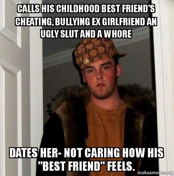 Dating ex girlfriend's best friend