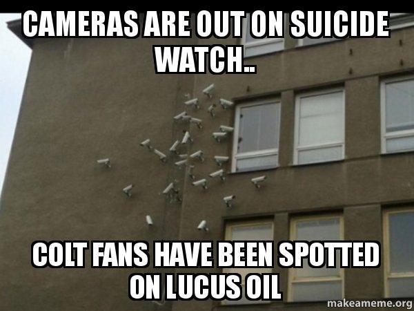 Paranoia meme meme