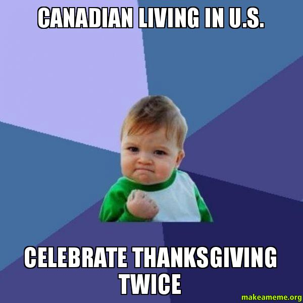 canadian thanksgiving closures