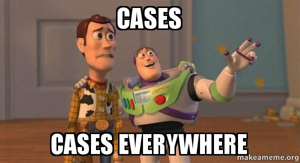 b8d6e34a95d Buzz and Woody (Toy Story) Meme meme. CASES EVERYWHERE