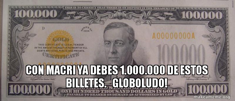 Macri y las insólitas justificaciones q te dejarán anonadado