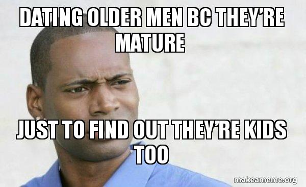 Dating confused man