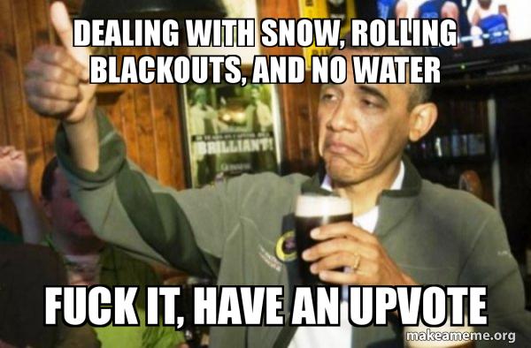 Upvote Obama meme