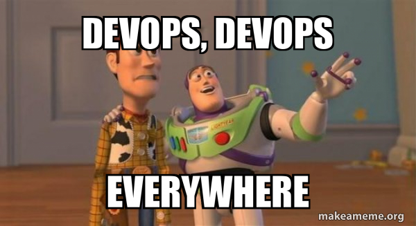 Devops everywhere