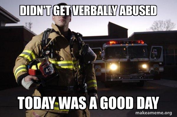 Good Guy Fire Fighter meme