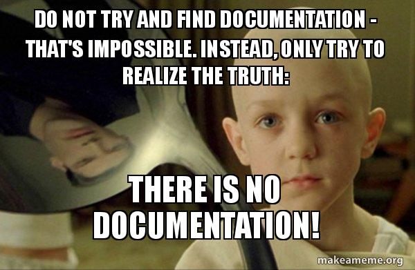 do not try cia9v4 do not try and find documentation that's impossible instead