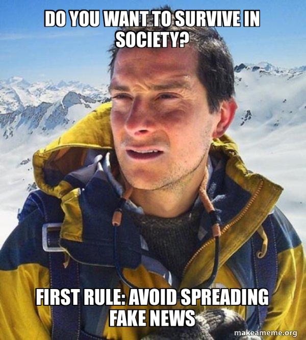 Bear Grylls meme