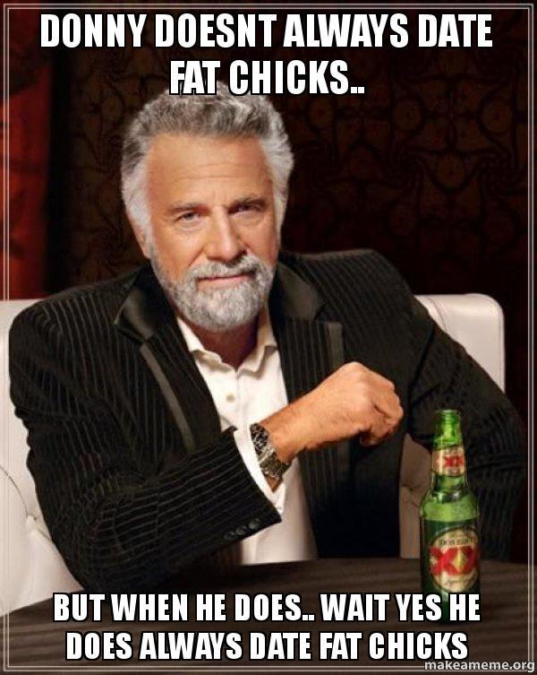 fat chicks dating