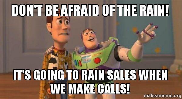 Business Cat Meme Sales