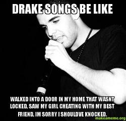 Sorry i cheated songs
