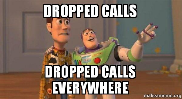 ... calls everywhere - Buzz and Woody (Toy Story) Meme | Make a Meme