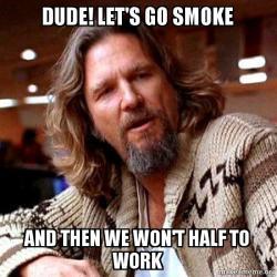 go smoke