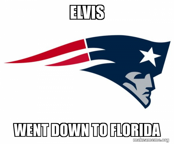 New England Patriots meme